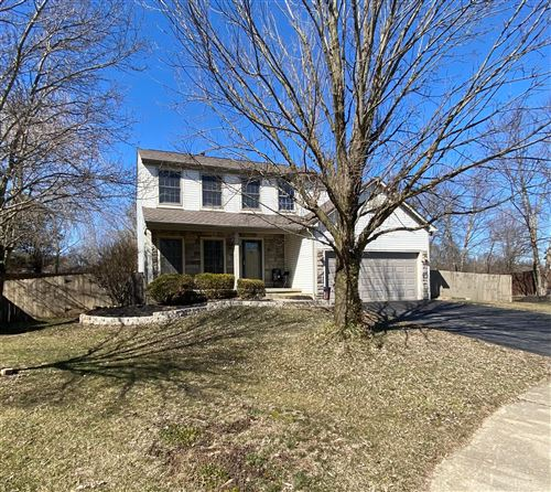 Photo of 6401 Fountainview Court, Grove City, OH 43123 (MLS # 221006381)
