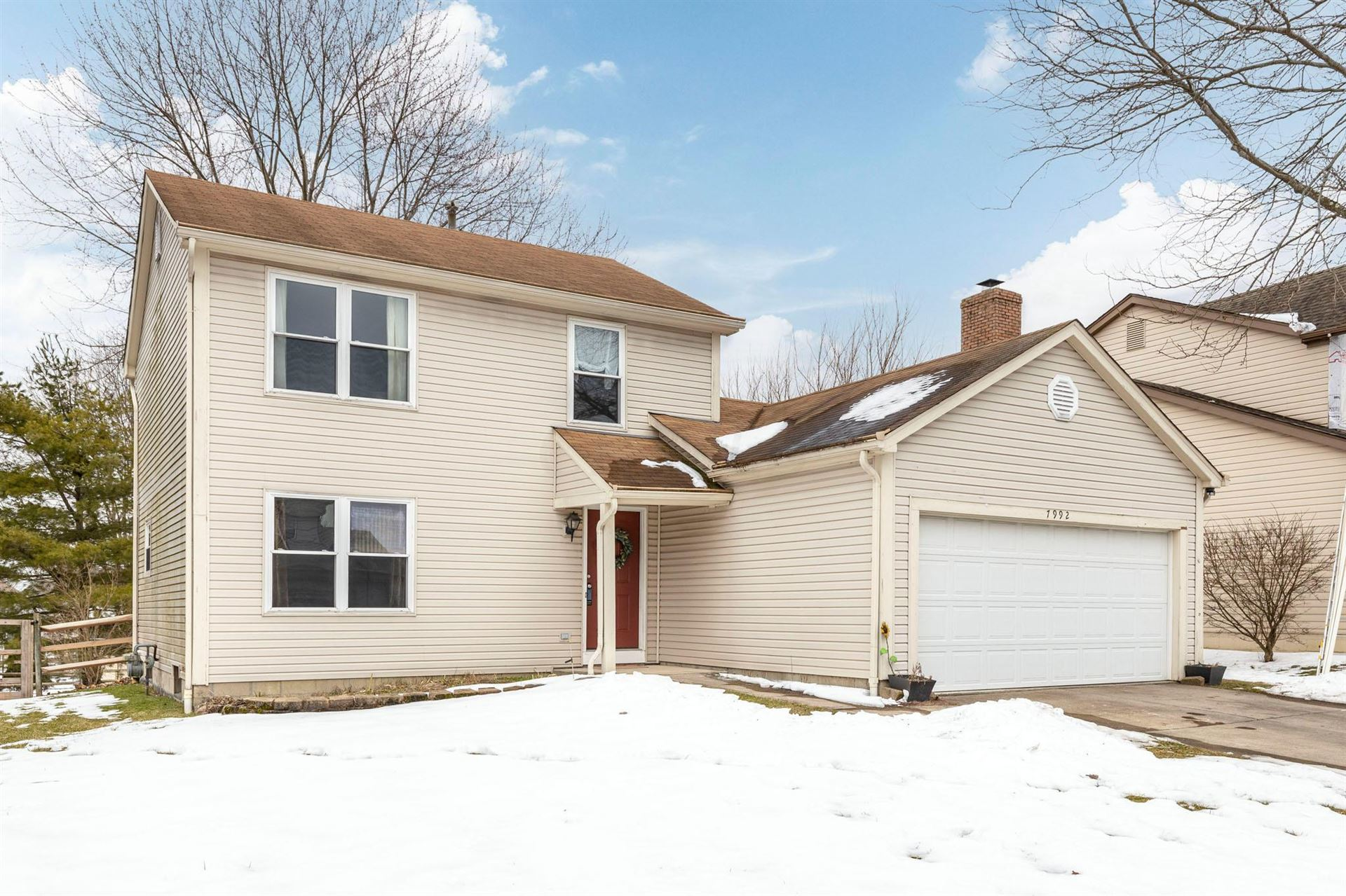 Photo of 7992 Schoolside Drive, Westerville, OH 43081 (MLS # 221005395)