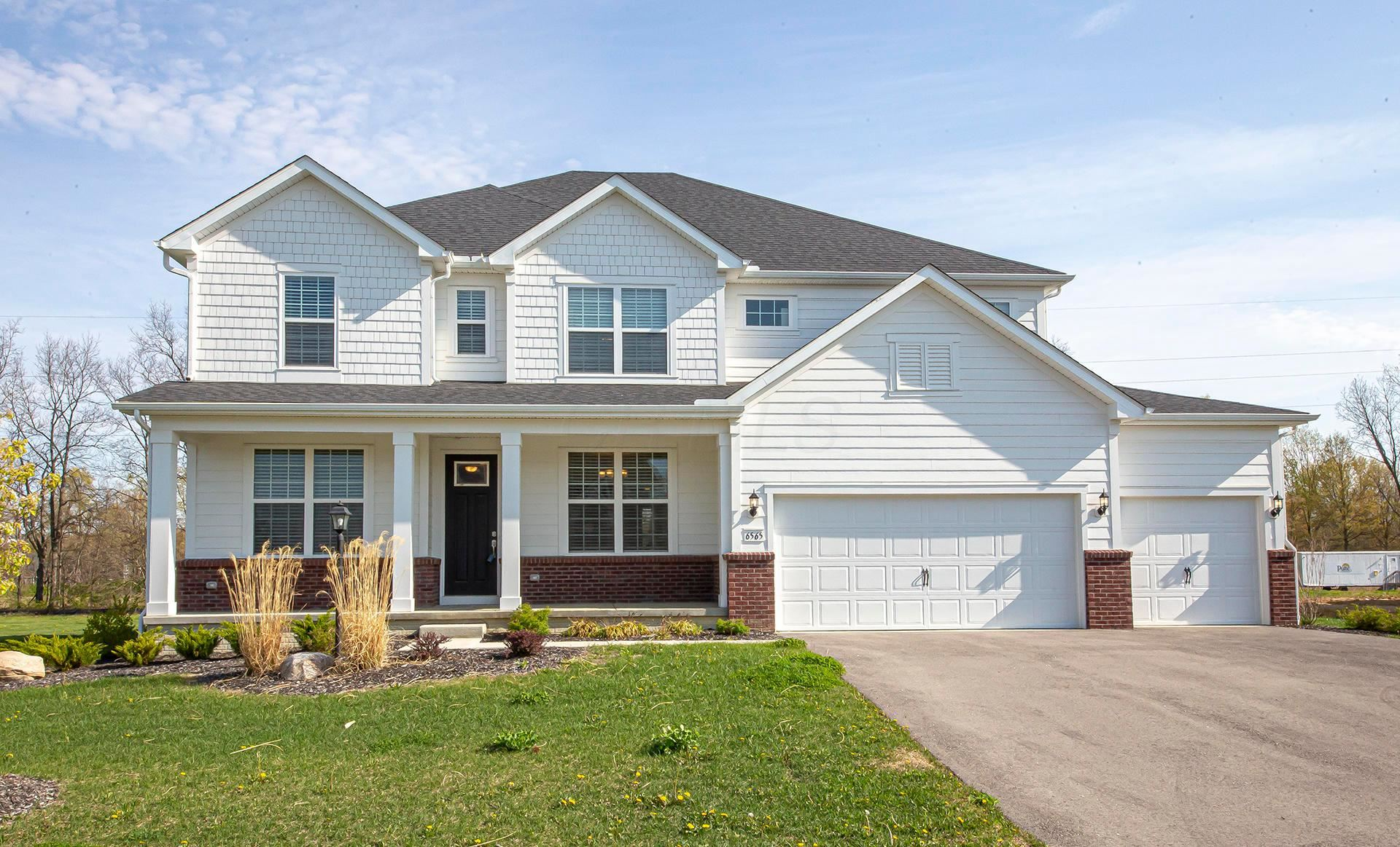 Photo of 6565 Brookview Manor Drive, Galena, OH 43021 (MLS # 221012396)