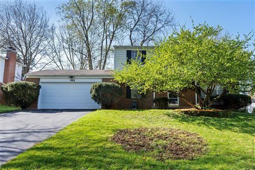 Photo of 225 Longfellow Avenue, Worthington, OH 43085 (MLS # 221011397)
