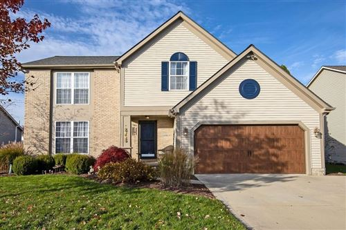 Photo of 1595 Cottonwood Drive, Lewis Center, OH 43035 (MLS # 220039401)