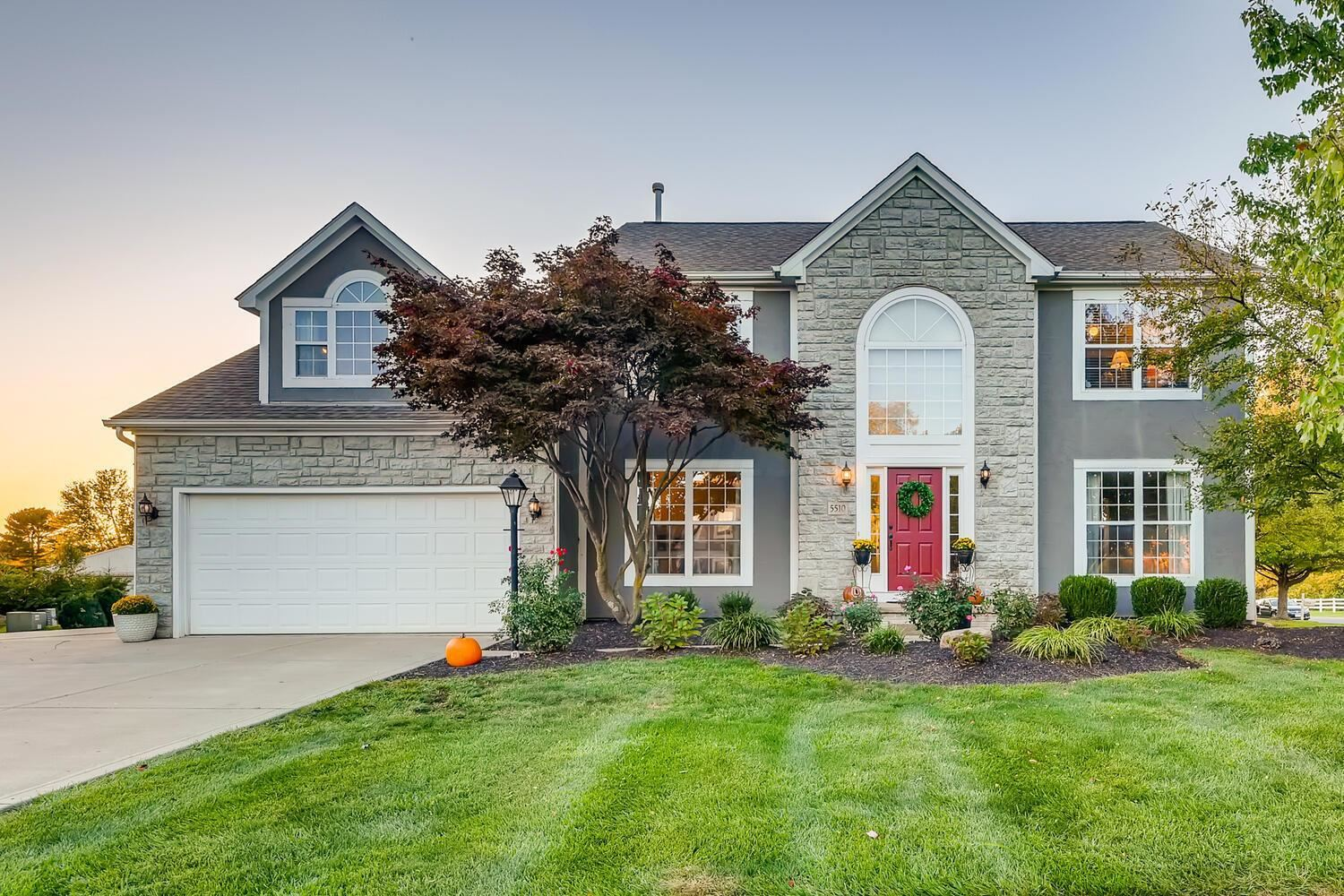 Photo of 5510 Cloverdale Drive, Galena, OH 43021 (MLS # 220036401)