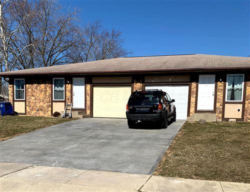 Photo of 6412-6414 Birchview Drive S, Reynoldsburg, OH 43068 (MLS # 221006405)