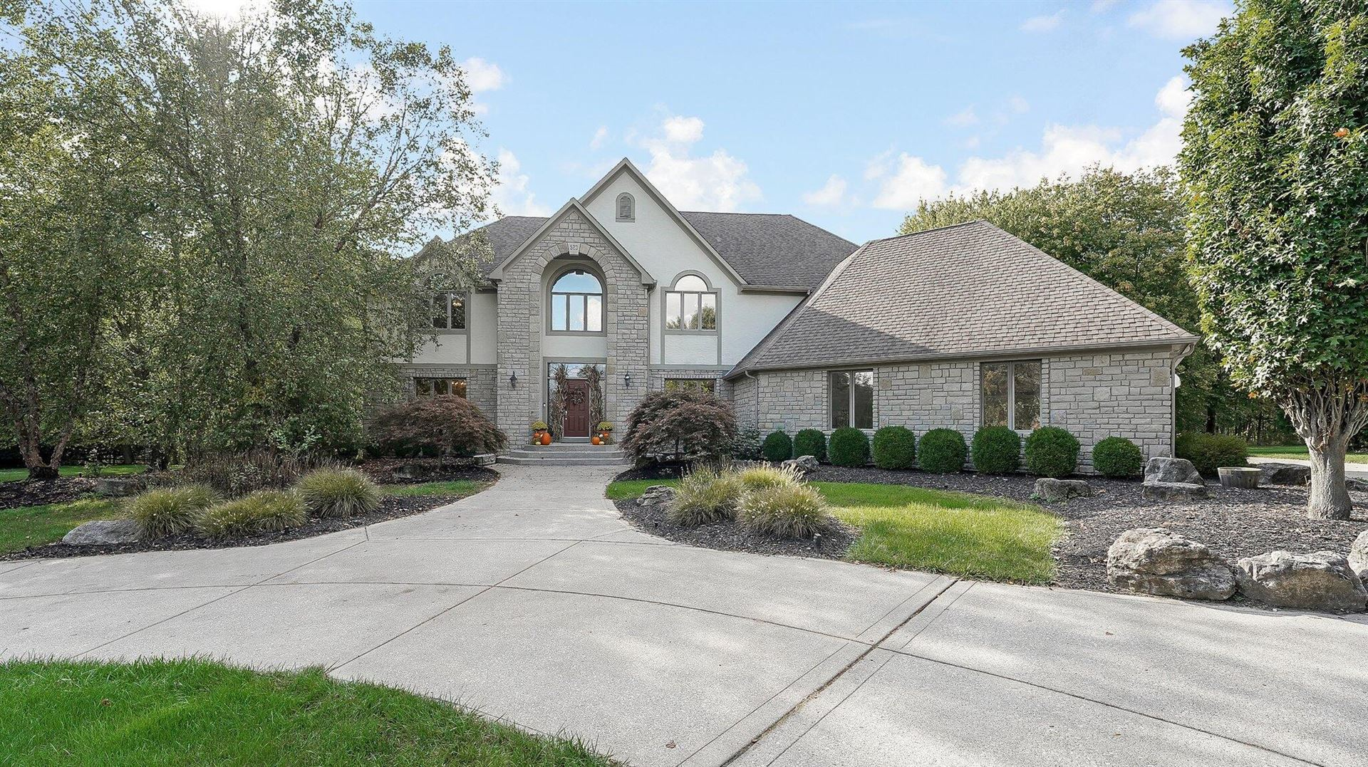 Photo of 523 Cardinal Hill Lane, Powell, OH 43065 (MLS # 221040413)