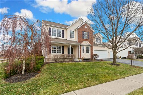Photo of 4158 Landhigh Lakes Drive, Powell, OH 43065 (MLS # 220000420)