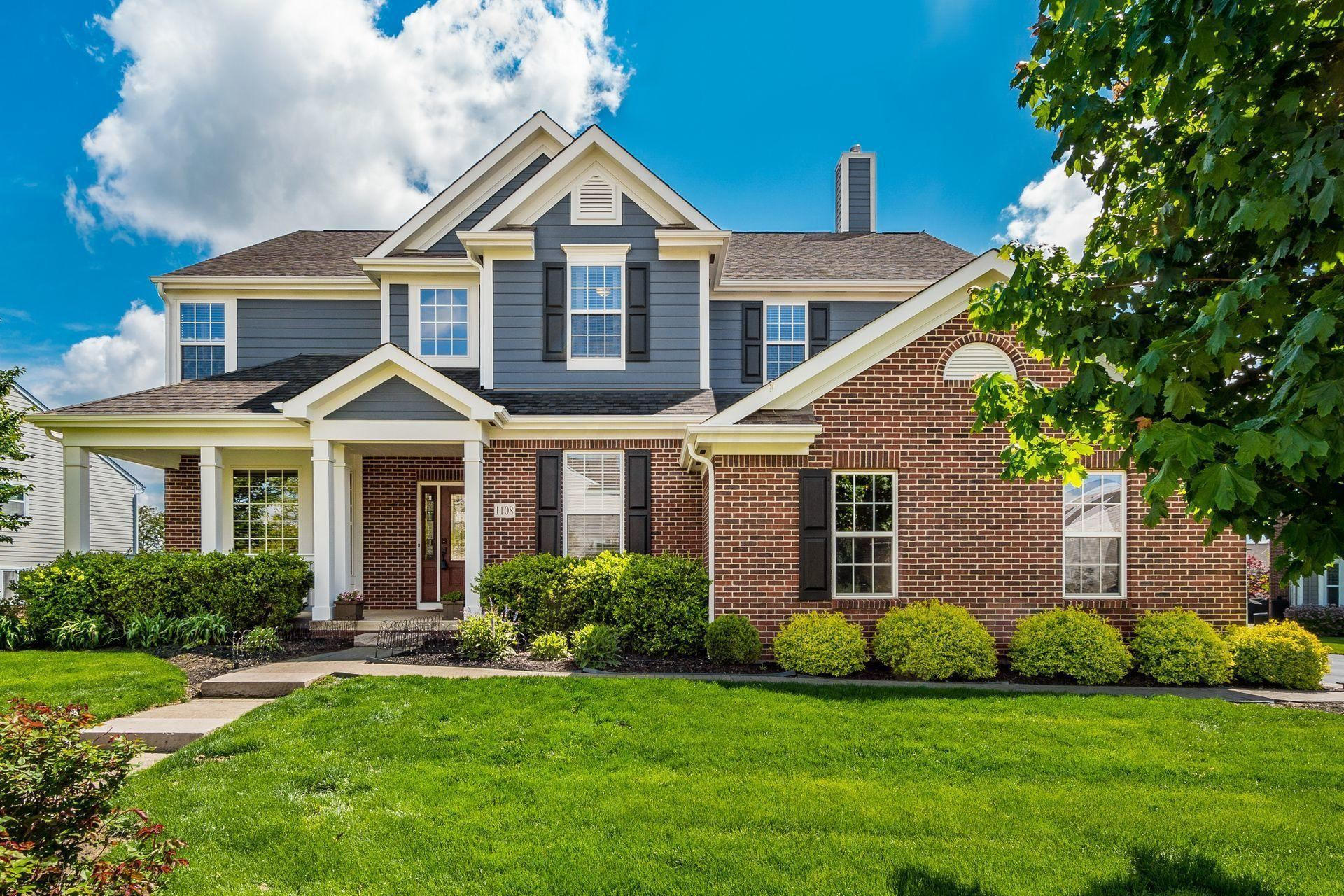 Photo of 1108 Carriage Valley Drive, Powell, OH 43065 (MLS # 221015428)