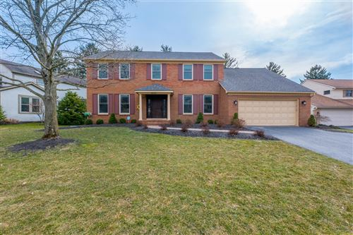 Photo of 1017 Tall Tree Court, Westerville, OH 43081 (MLS # 221007436)