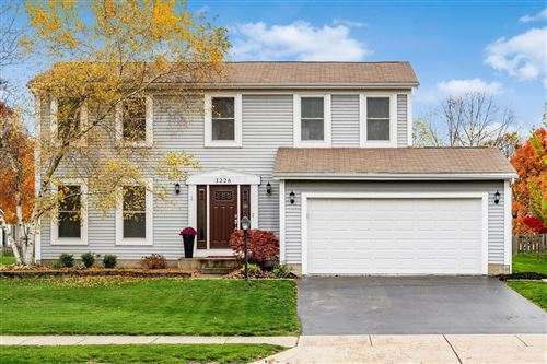 Photo of 3226 Reed Point Court, Hilliard, OH 43026 (MLS # 220038444)