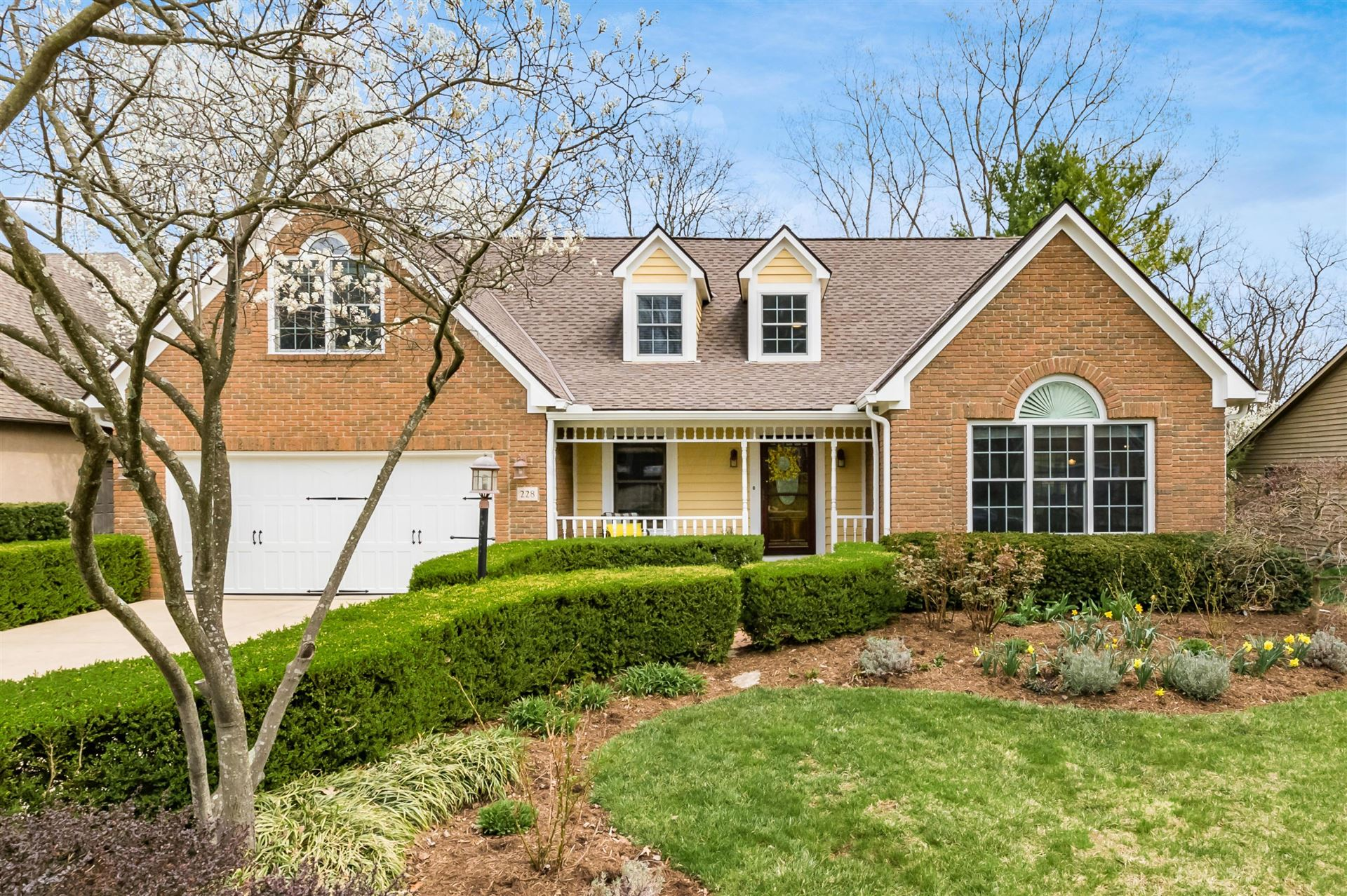 Photo for 228 Luke Court, Westerville, OH 43081 (MLS # 221010445)