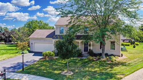 Photo of 496 Vogt Court S, Powell, OH 43065 (MLS # 221033446)
