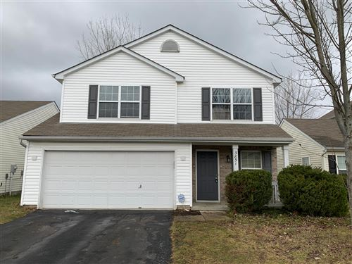 Photo of 3851 Winding Twig Drive, Canal Winchester, OH 43110 (MLS # 221001447)