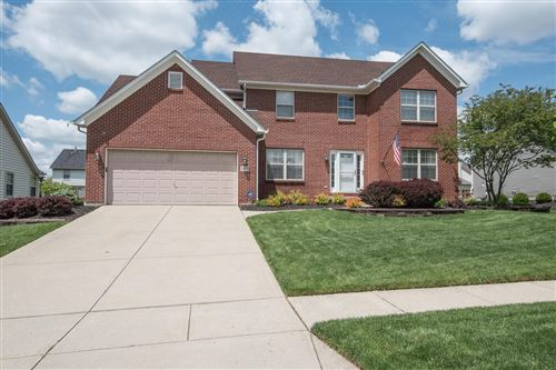 Photo of 2473 Abbey Knoll Drive, Lewis Center, OH 43035 (MLS # 221015454)