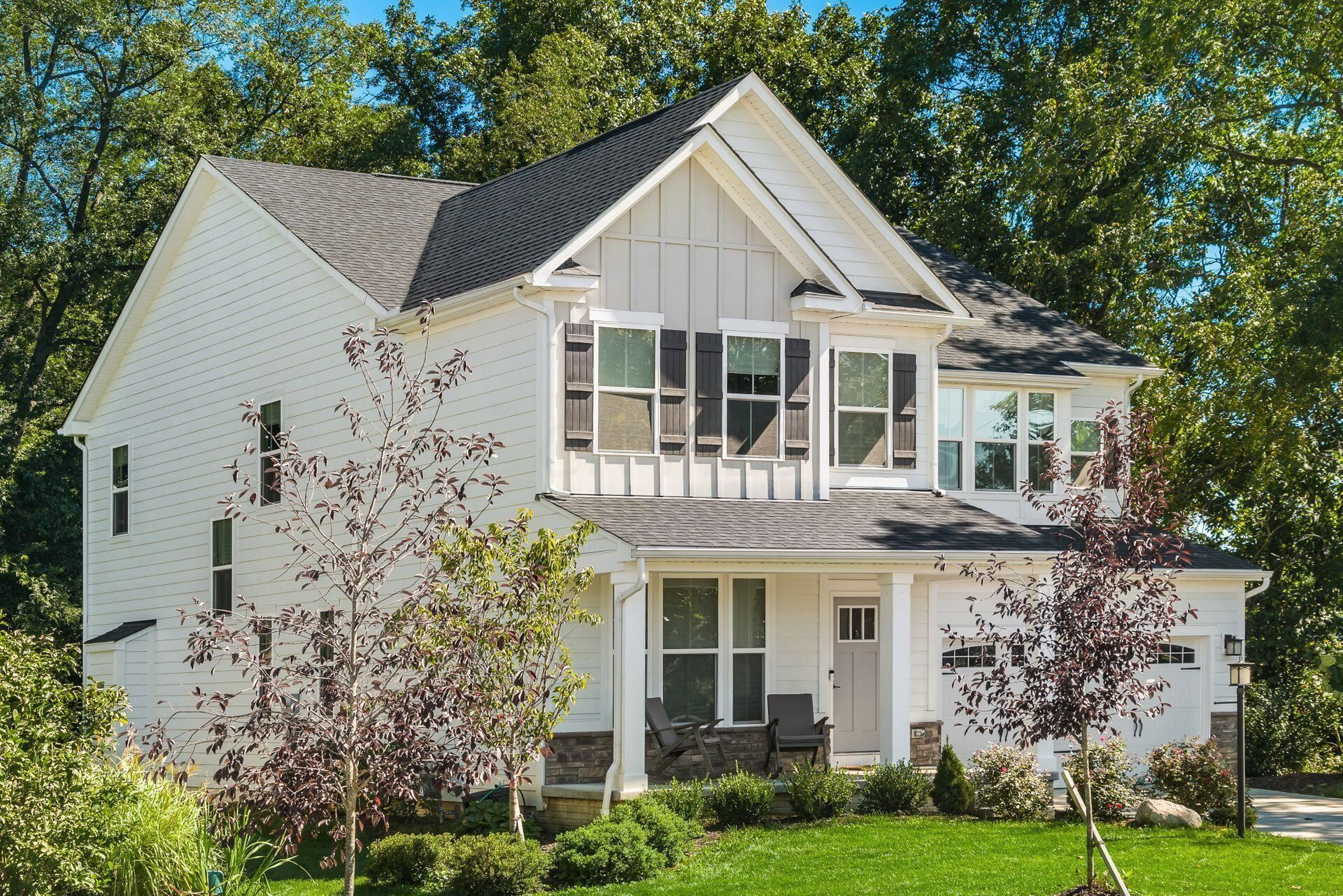 Photo of 859 Cliff View Drive, Galena, OH 43021 (MLS # 221038458)