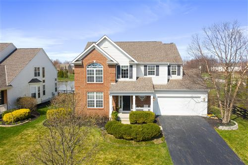 Photo of 832 Keyham Terrace Drive, Westerville, OH 43082 (MLS # 220009460)