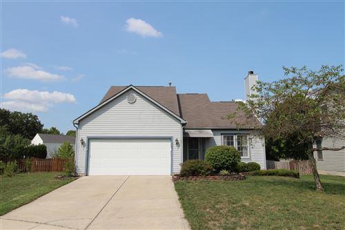 Photo of 3057 Shady Knoll Lane, Hilliard, OH 43026 (MLS # 220031460)