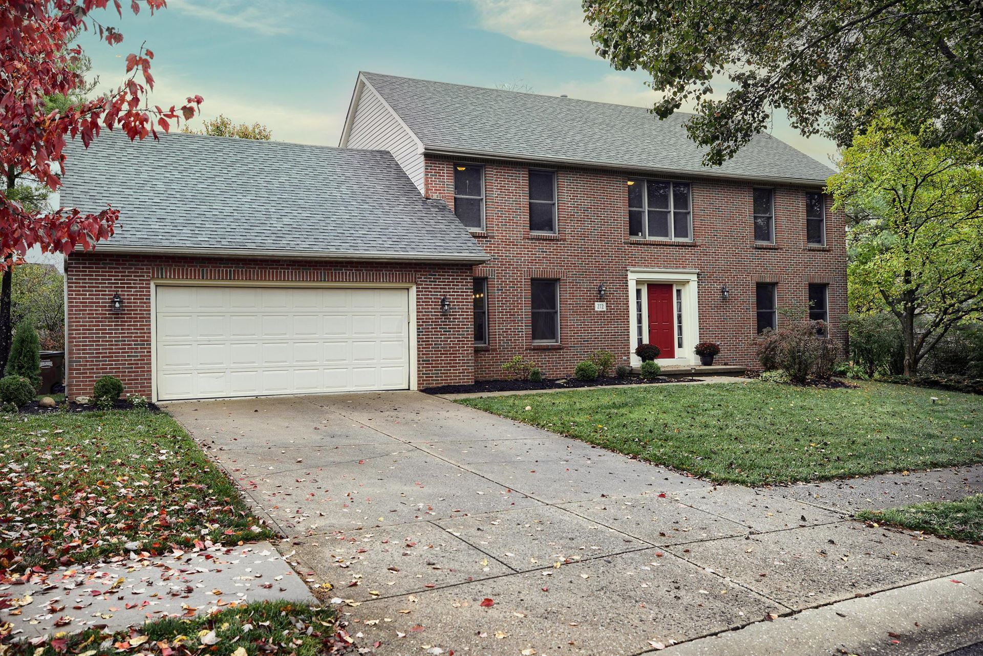 Photo of 272 Briarbend Boulevard, Powell, OH 43065 (MLS # 220037464)