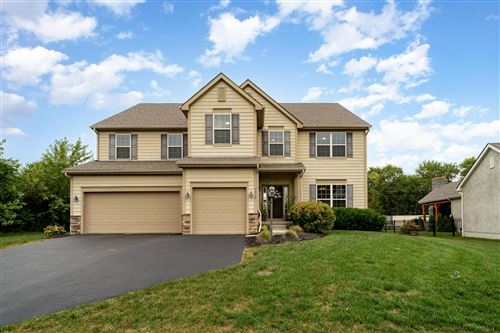 Photo of 4072 Hickory Rock Drive, Powell, OH 43065 (MLS # 221037469)