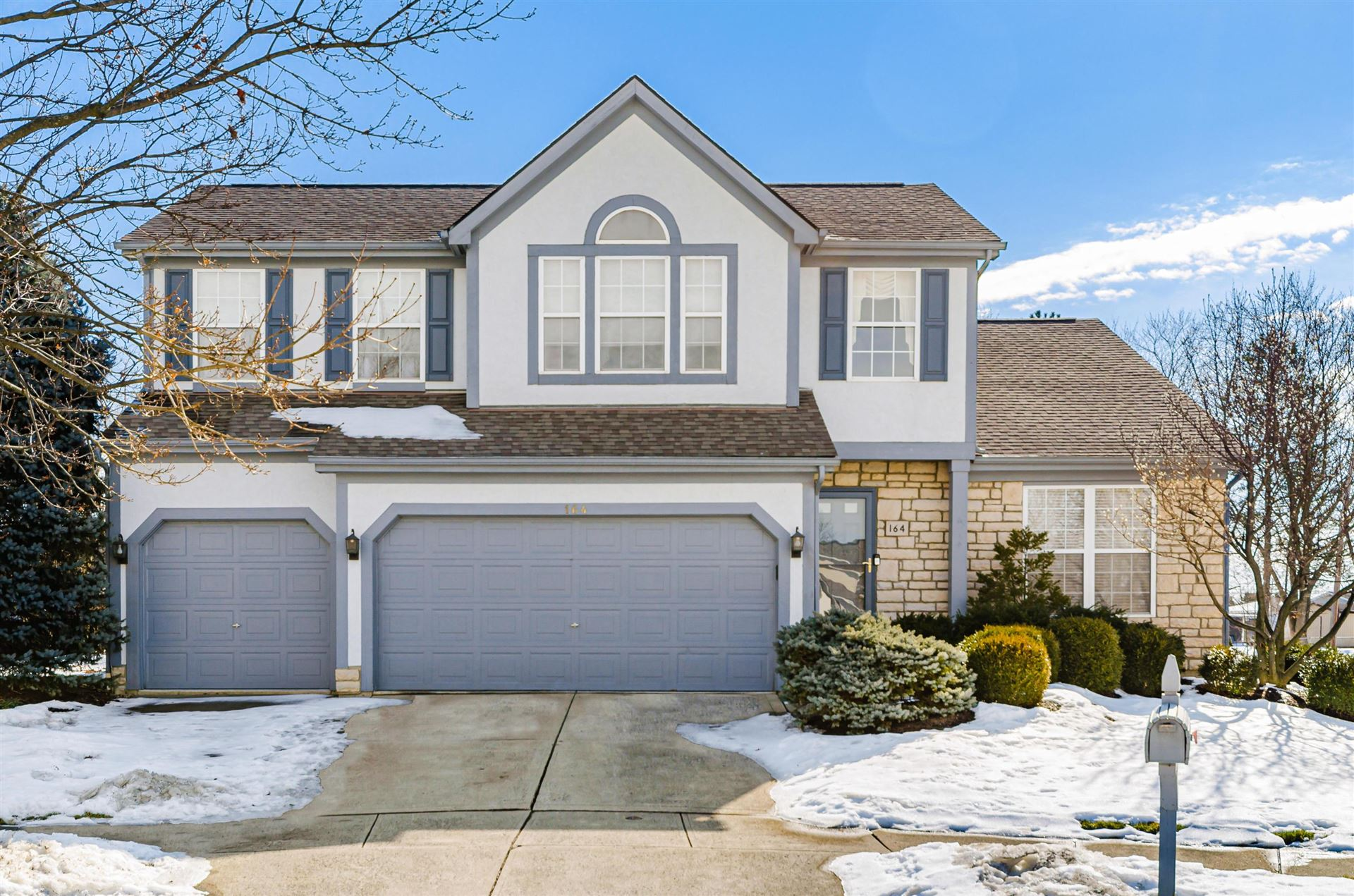 Photo of 164 Sandstone Loop E, Westerville, OH 43081 (MLS # 221005469)