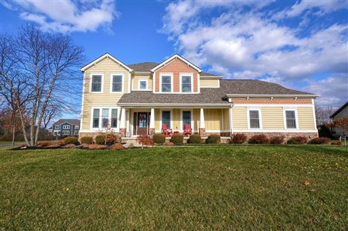 Photo of 4512 Fox Path Court, Powell, OH 43065 (MLS # 219044481)