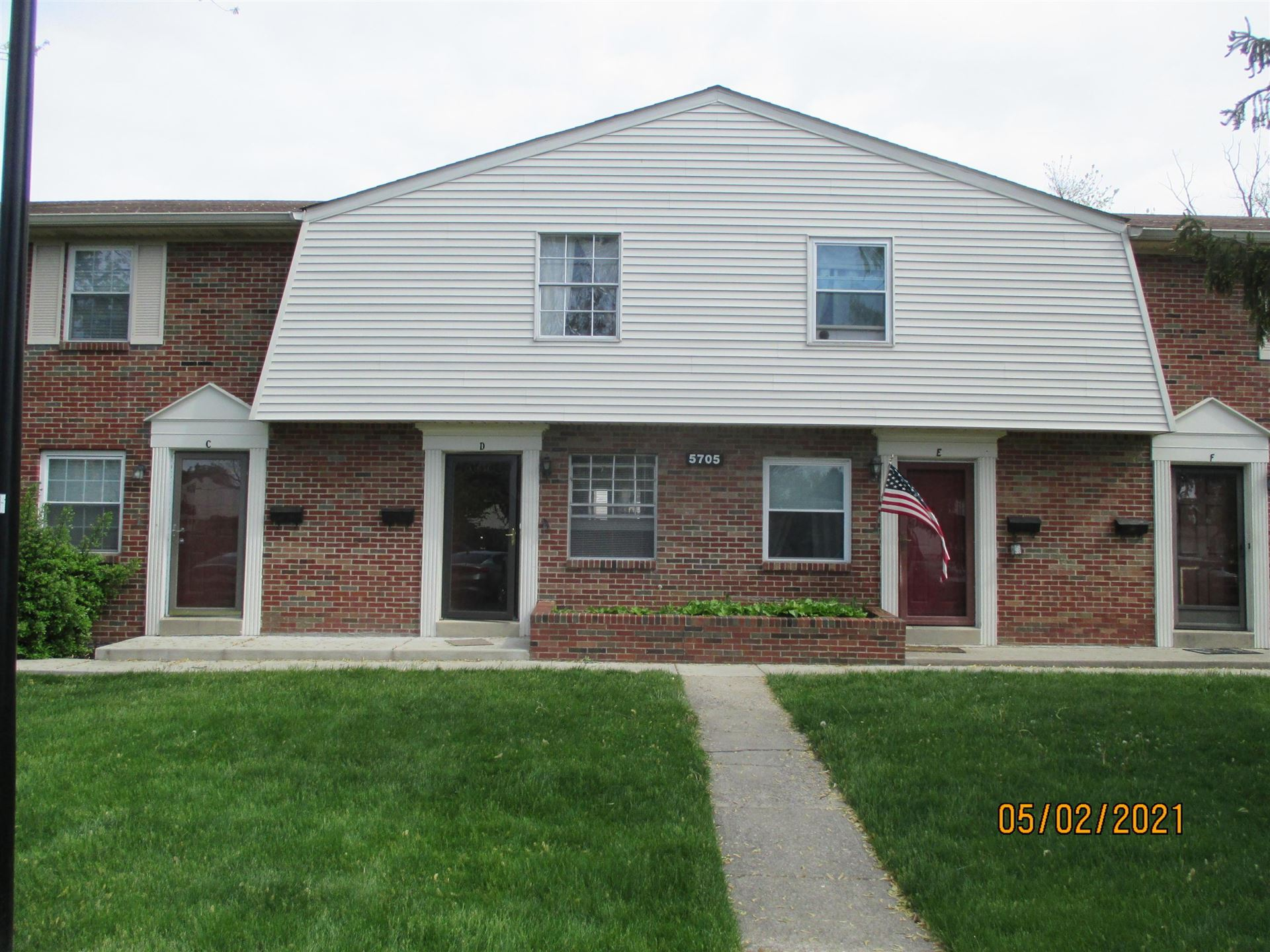 5705 S Pine Tree Street #D, Columbus, OH 43229 - #: 221014483