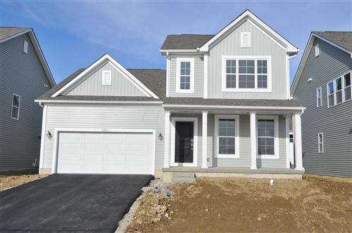 Photo of 6862 Morningside Heights Place #Lot 111, Westerville, OH 43081 (MLS # 219034485)