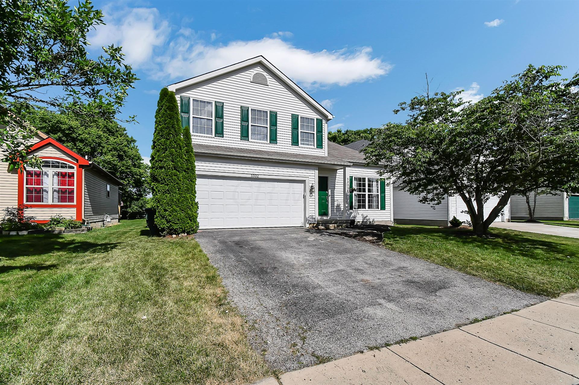 5332 Winchester Cathedral Drive, Canal Winchester, OH 43110 - #: 220021485