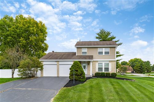 Photo of 9695 Meadow Wood Drive, Pickerington, OH 43147 (MLS # 220034487)