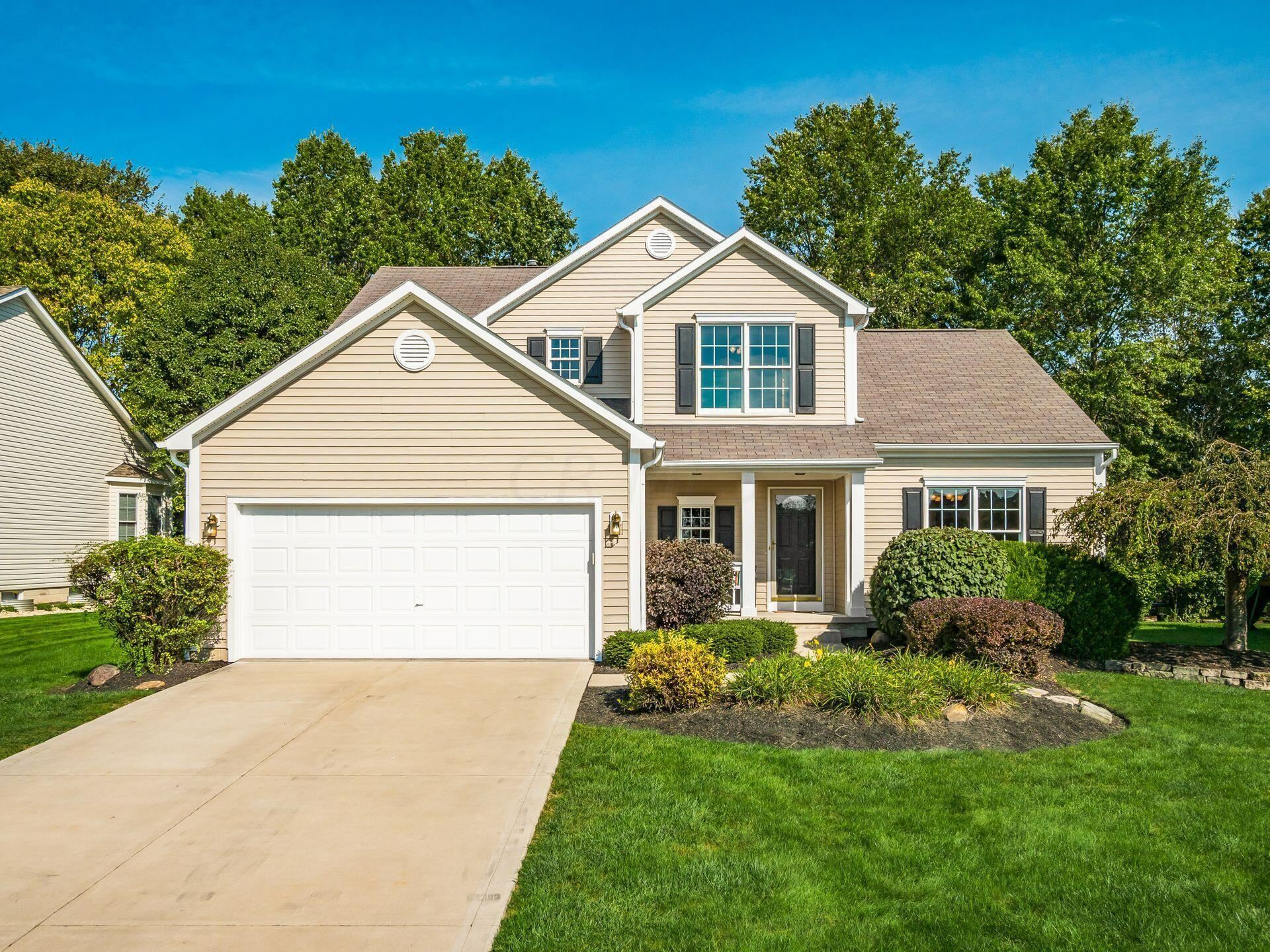Photo of 7289 Saddlewood Drive, Westerville, OH 43082 (MLS # 221040494)