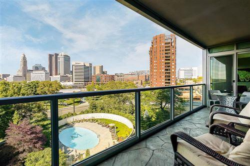 Photo of 1 Miranova Place #610, Columbus, OH 43215 (MLS # 221021500)