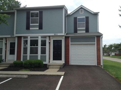 Photo of 981 Annagladys Drive #S4, Worthington, OH 43085 (MLS # 221019507)