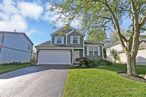 Photo of 8649 Cadet Drive S, Galloway, OH 43119 (MLS # 220035516)