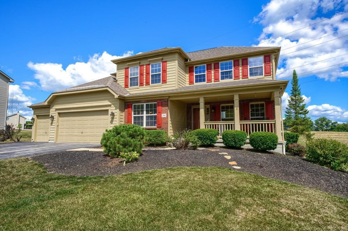 2661 Bold Venture Drive, Lewis Center, OH 43035 - #: 220028522
