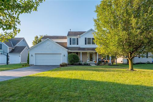 Photo of 6037 Pinto Pass Drive, Hilliard, OH 43026 (MLS # 220033531)