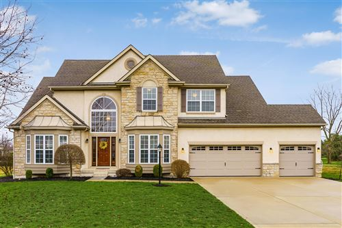 Photo of 5327 Agate Place, Lewis Center, OH 43035 (MLS # 220008533)
