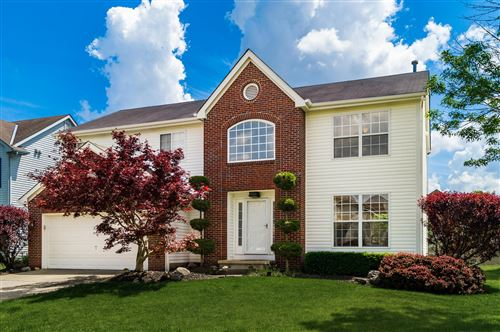 Photo of 5951 Collier Hill Drive, Hilliard, OH 43026 (MLS # 220016543)