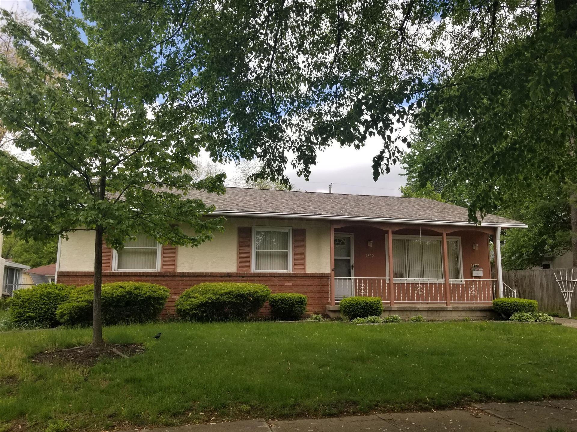 1322 Cranwood Square S, Columbus, OH 43229 - #: 221014548