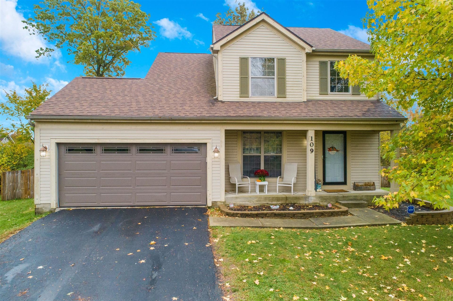 Photo of 109 Kettering Bend, Delaware, OH 43015 (MLS # 220037552)