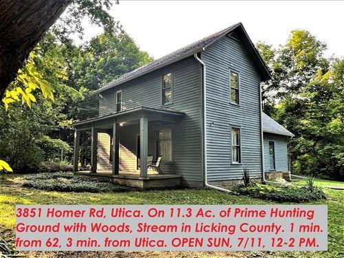 Photo of 3581 Homer Road, Utica, OH 43080 (MLS # 221024561)