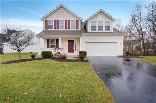 Photo of 4453 Cohagen Crossing Drive, New Albany, OH 43054 (MLS # 220003565)