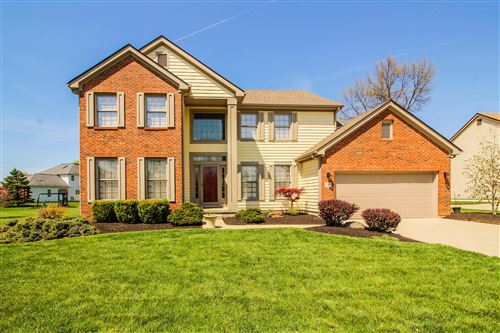 Photo of 1500 Harrison Pond Drive, New Albany, OH 43054 (MLS # 221011573)