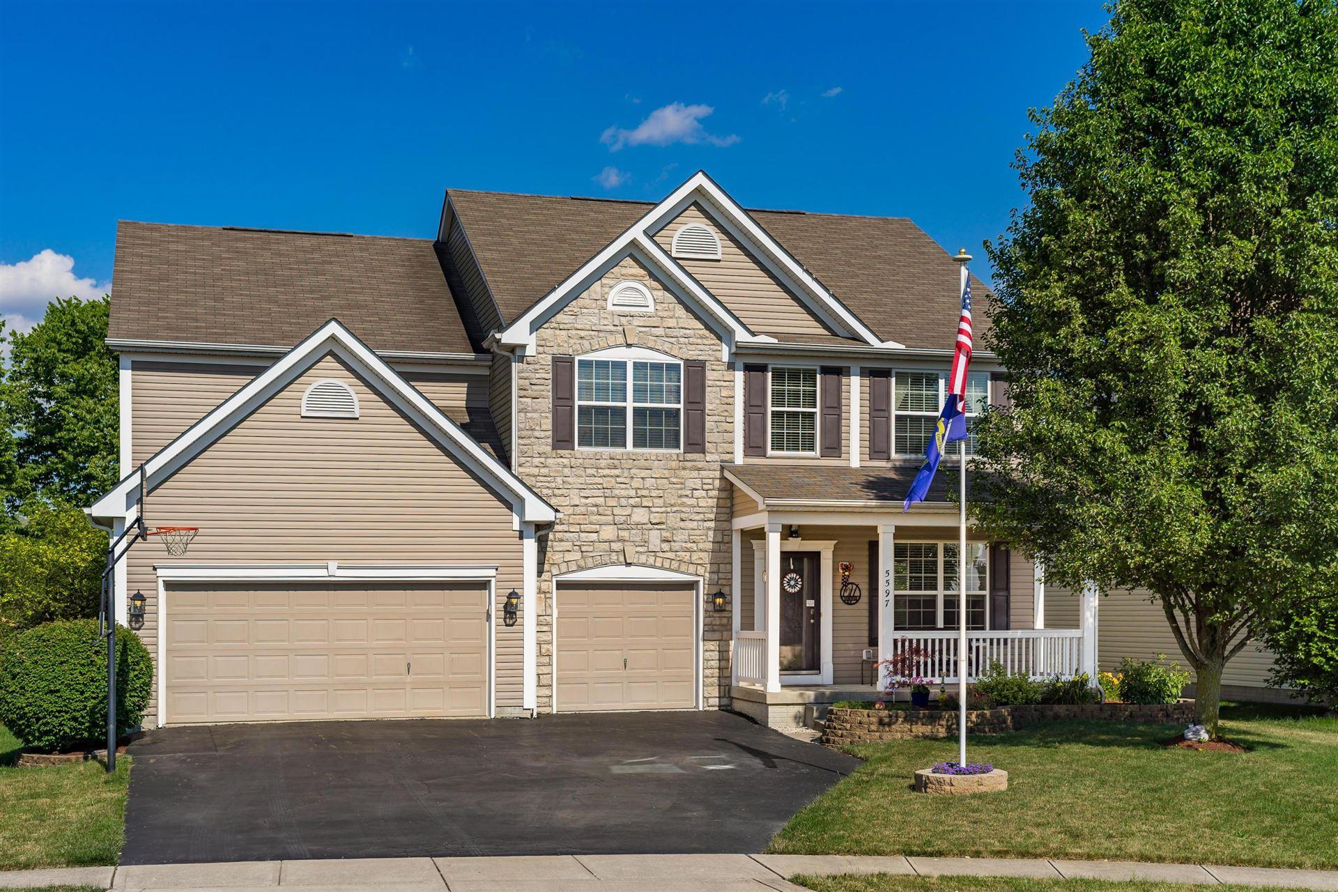 5597 Platinum Drive, Grove City, OH 43123 - #: 220021574