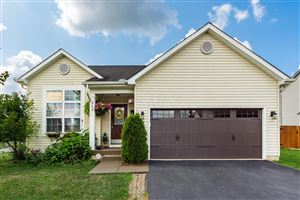 Photo of 964 Wallace Drive, Delaware, OH 43015 (MLS # 219027583)