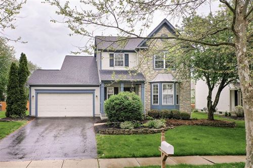 Photo of 7990 Lazelle Woods Drive, Westerville, OH 43081 (MLS # 220015585)