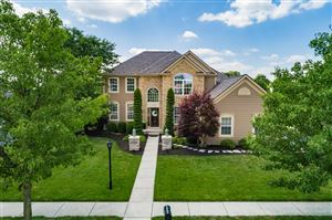 Photo of 7279 Talanth Place, New Albany, OH 43054 (MLS # 219026588)