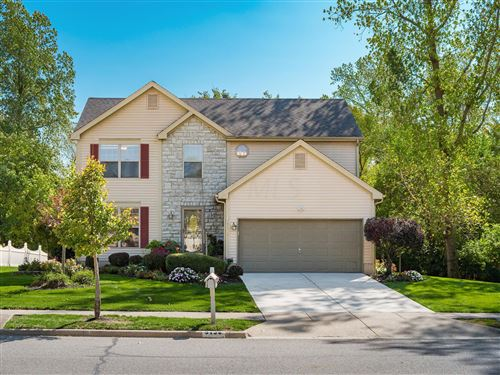 Photo of 9136 Misty Dawn Drive, Columbus, OH 43240 (MLS # 220035588)