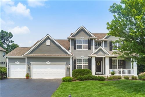 Photo of 3430 Farmers Delight Drive, Lewis Center, OH 43035 (MLS # 221027601)