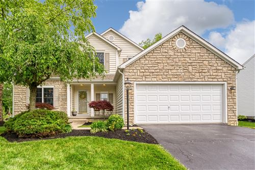 Photo of 7516 Fairfield Lakes Drive, Powell, OH 43065 (MLS # 220017609)
