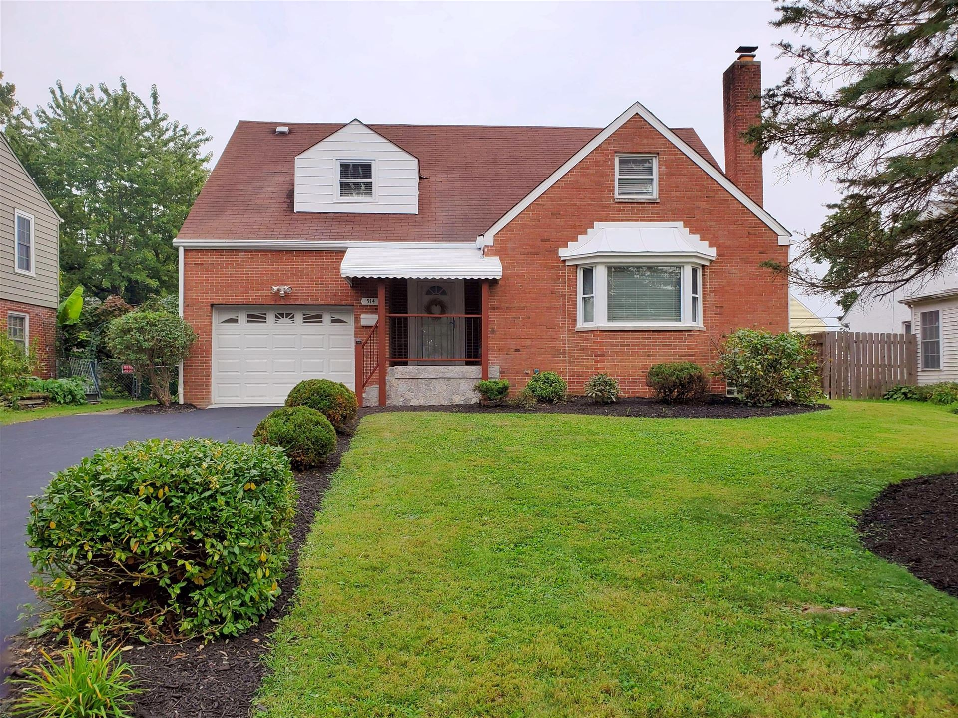 514 Enfield Road, Columbus, OH 43209 - #: 220033614