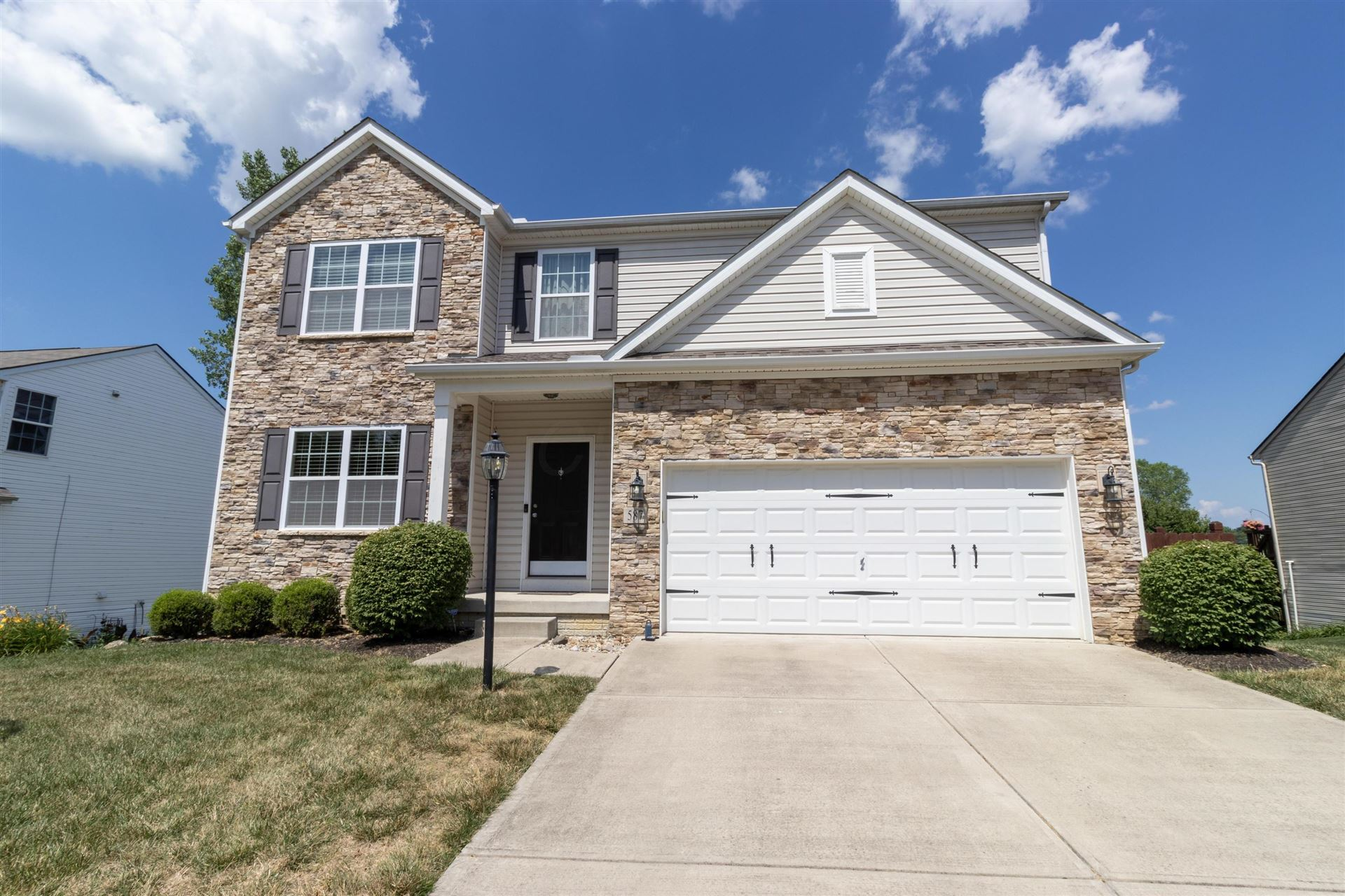 587 Raab Street, Pickerington, OH 43147 - #: 220021628