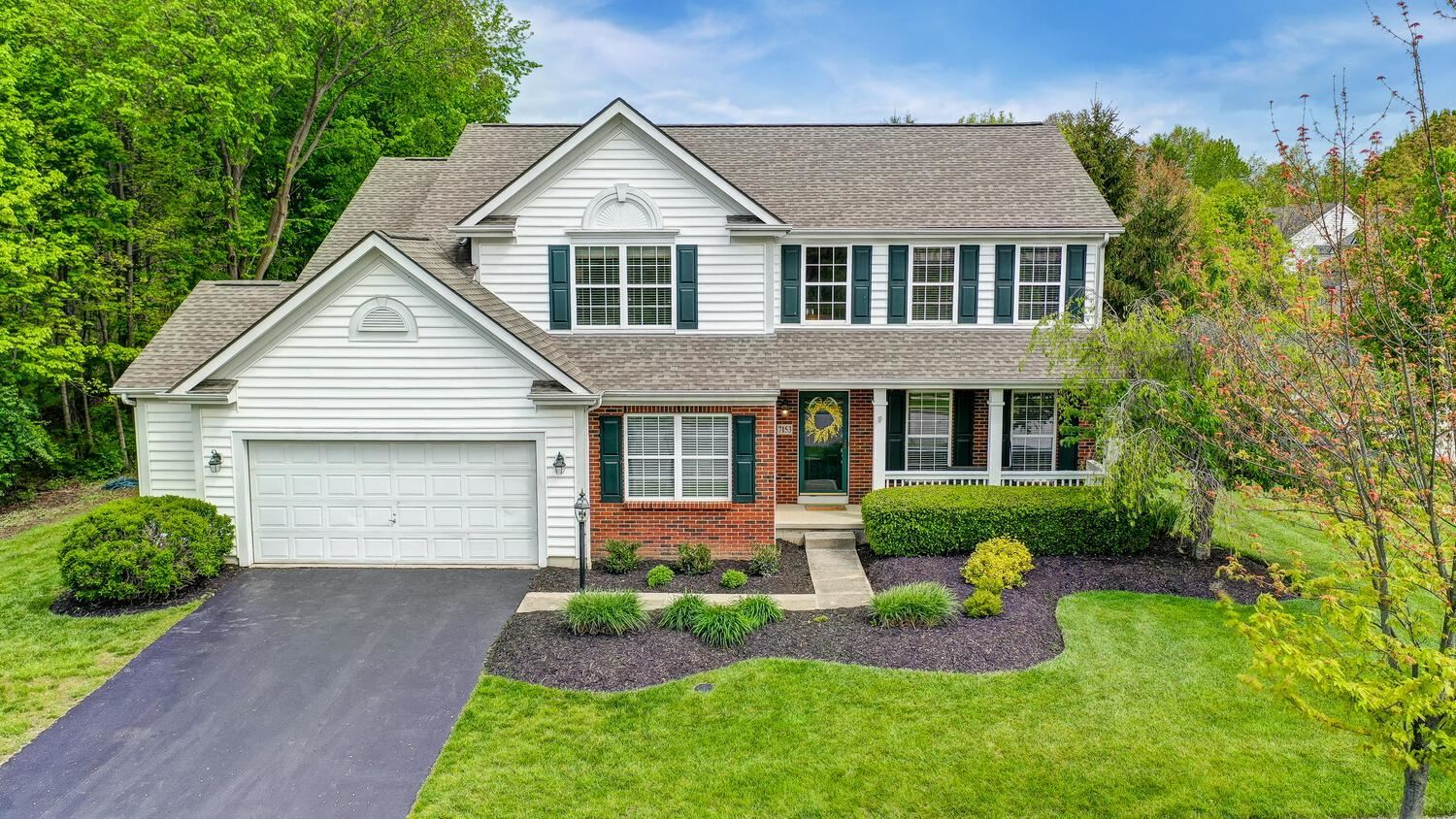 Photo of 7153 Scioto Chase Boulevard, Powell, OH 43065 (MLS # 221015628)